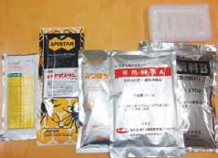 ミツバチの薬(動物用医薬品)